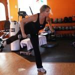 Rhonda workout