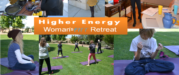 Woman's Energy FITT Retreat – Get Your Ticket