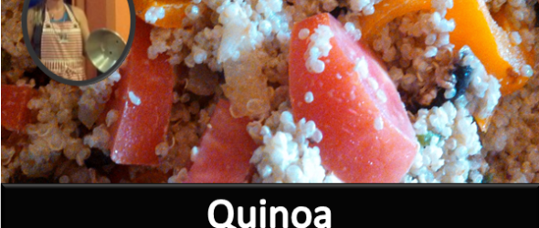 Quinoa The Grain That Keeps On Giving [Recipe]