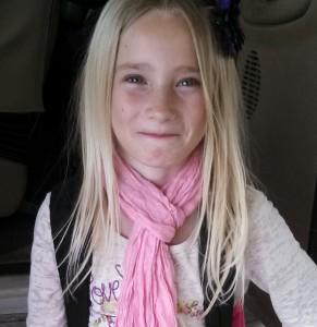 Kiersten my daughter