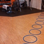 Workout with energy rings