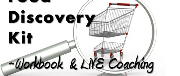[Workbook & Live Coaching] FITT Food Discovery Kit