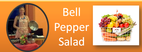 Bell Pepper Salad [Recipe]