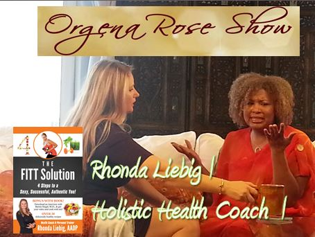 Rhonda Liebig on Orgena Rose Show