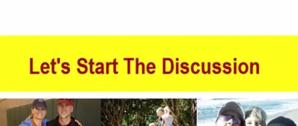 Let's Start The Discussion – Diabetes