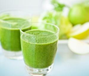Short green drink