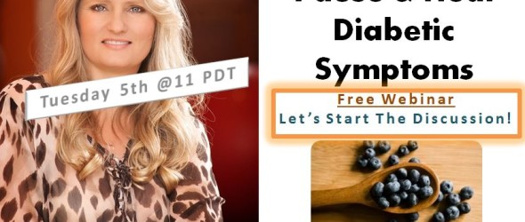 The How To's- Pause and Heal Painful Diabetic Symptoms [Free, Interactive Webinar]