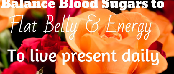 Balance Blood Sugar to Flat Belly and Higher Energy [free video series]