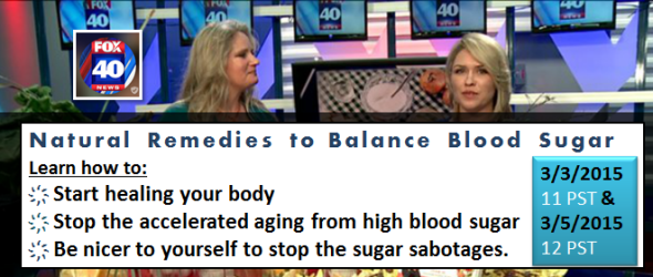 "[Event] Ready to Know How To Beat Your ""Bad"" Genes While Balancing Your Blood Sugar?"