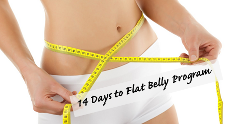 14 Days To A Flat Belly-Guide to a Vibrant, Energetic, Sexy You! PROGRAM