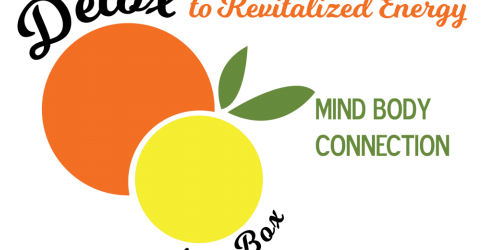 Detox to Revitalized Energy : Mind Body Connection [In a box]