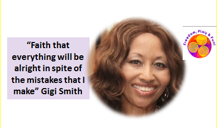 Redefining Your Success with Freedom, Fun & Play guest Gigi Smith